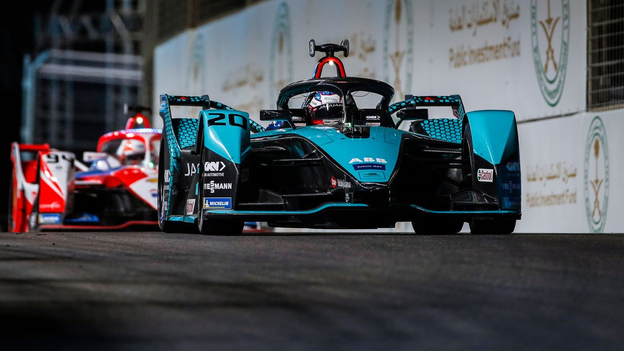 Diriyya (Saudi-Arabien) - 26. und 27. Februar 2021 - Bildquelle: Motorsport Images