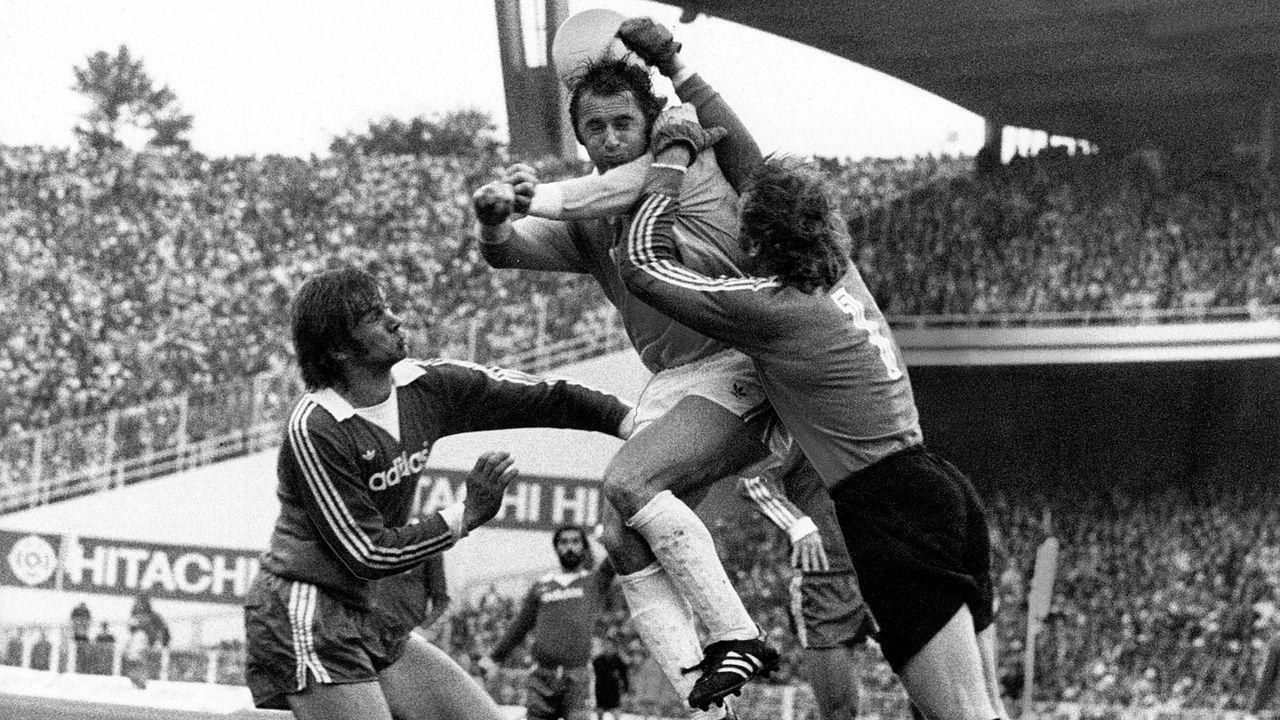 Hamburger SV - FC Bayern München 5:0 (1976/77) - Bildquelle: imago sportfotodienst