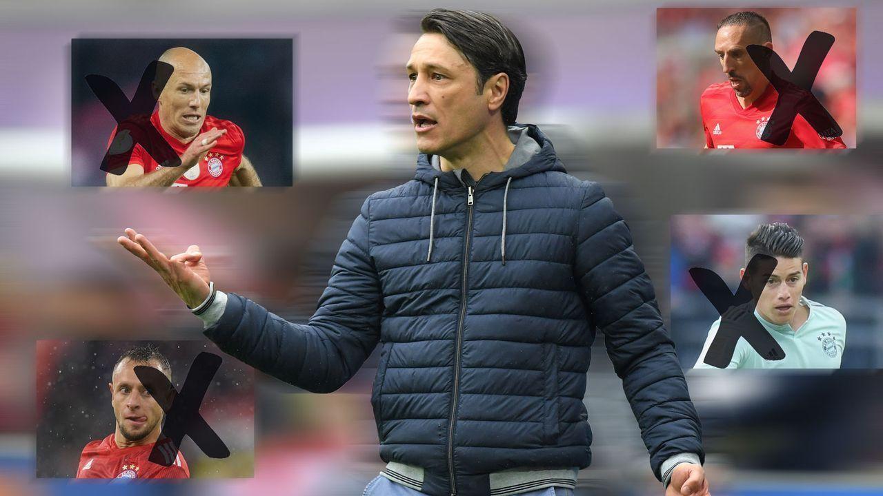 Umbruch beim FC Bayern München - Bildquelle: 2019 Getty Images/ imago