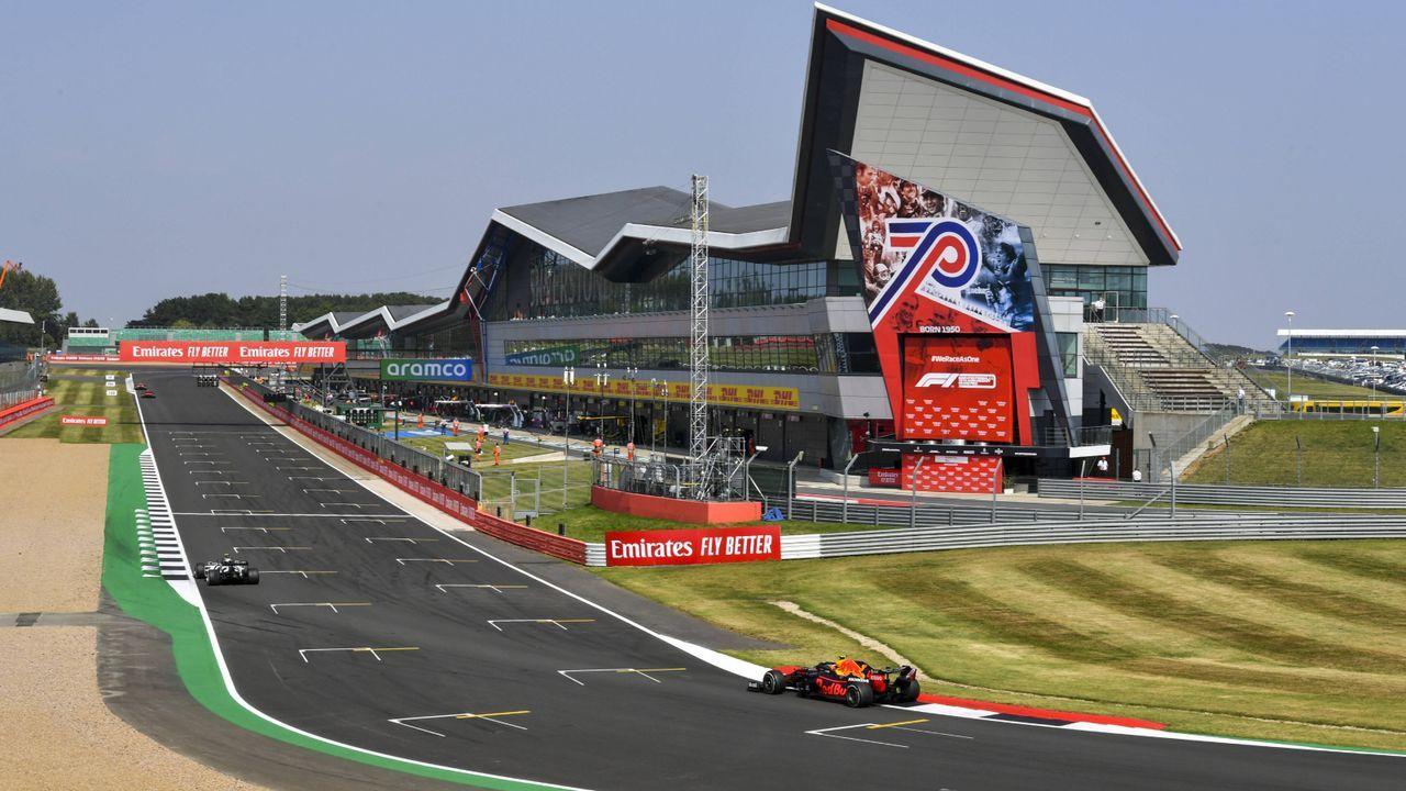 Silverstone Circuit (Großbritannien) - Bildquelle: imago