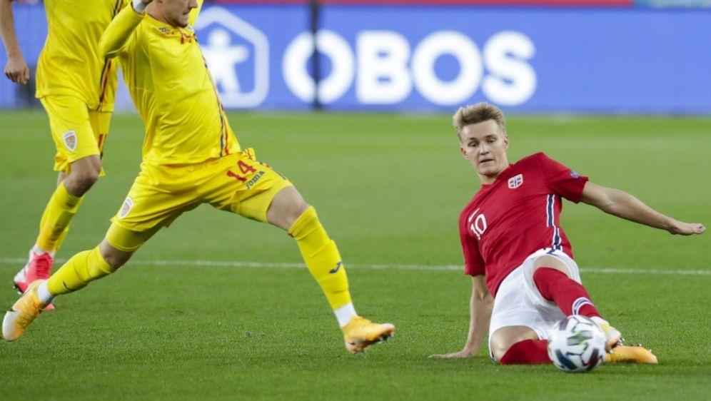 Am Grünen Tisch: Rückspiel mit 3:0 für Rumänien gewertet - Bildquelle: AFPSIDVIDAR RUUD