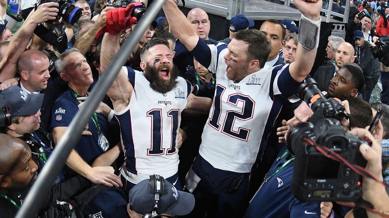 Diese Teams könnten die New England Patriots vom Thron stürzen - Bildquelle: Getty