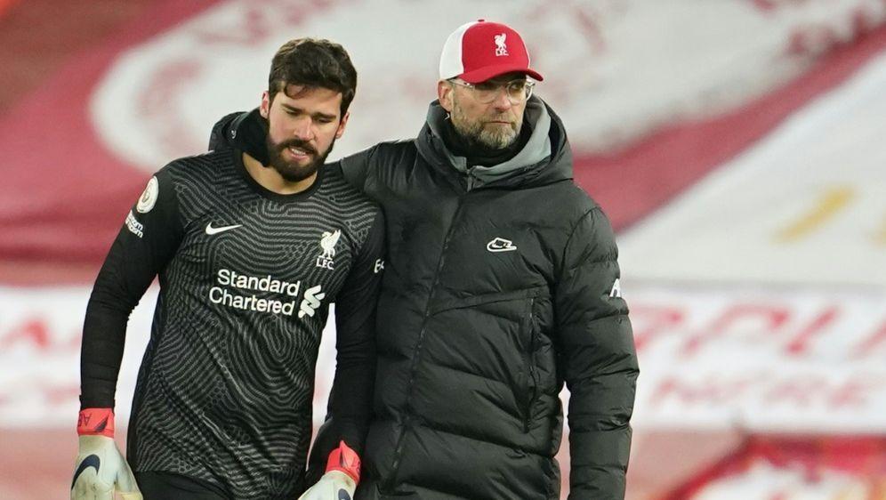Erste Liga-Heimniederlage für Liverpool seit April 2017 - Bildquelle: AFPSIDJON SUPER