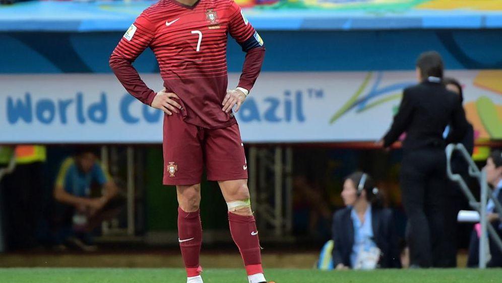 Ronaldo beendete die WM mit einem starken Auftritt - Bildquelle: SID-SID-AFP