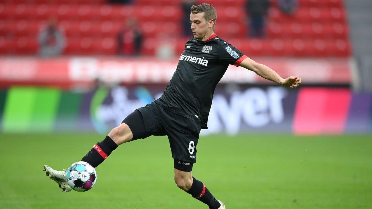 Lars Bender (seit 2009 bei Bayer Leverkusen) - Bildquelle: 2020 Getty Images