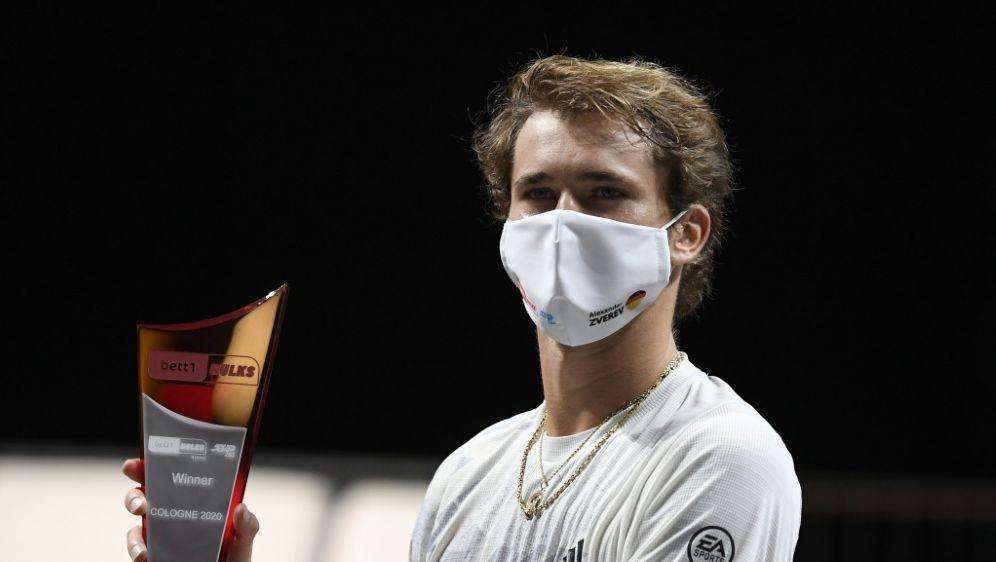 Alexander Zverev will mehr Tennis in der Lanxess Arena - Bildquelle: AFPSIDINA FASSBENDER