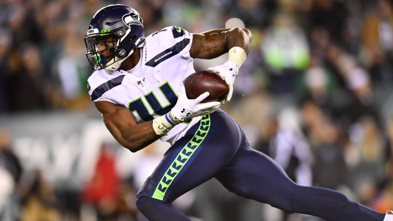 D.K. Metcalf: Auf dem Weg zum Top-Receiver der NFL - Bildquelle: imago images/Icon SMI