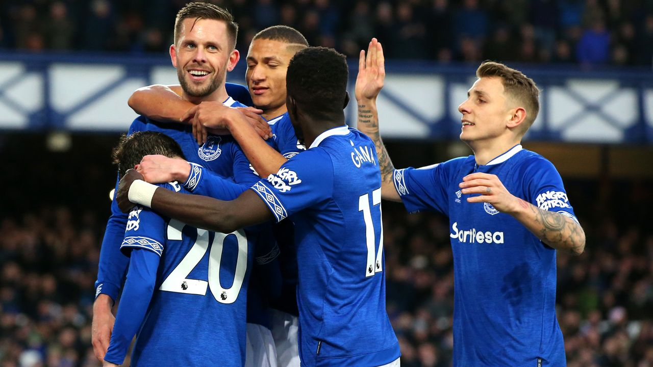 Platz 5 - FC Everton - Bildquelle: 2019 Getty Images