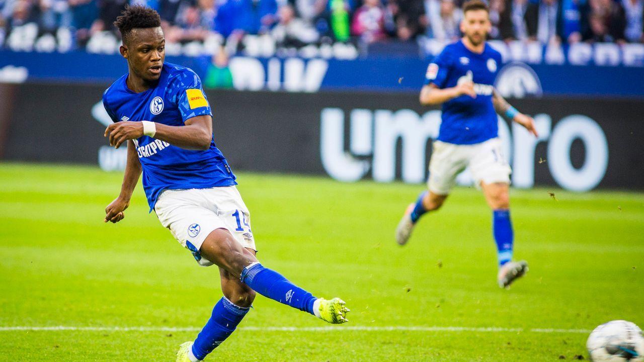 Bundesliga: Impressionen vom Revierderby 2019/20 - Bildquelle: imago images/Nordphoto