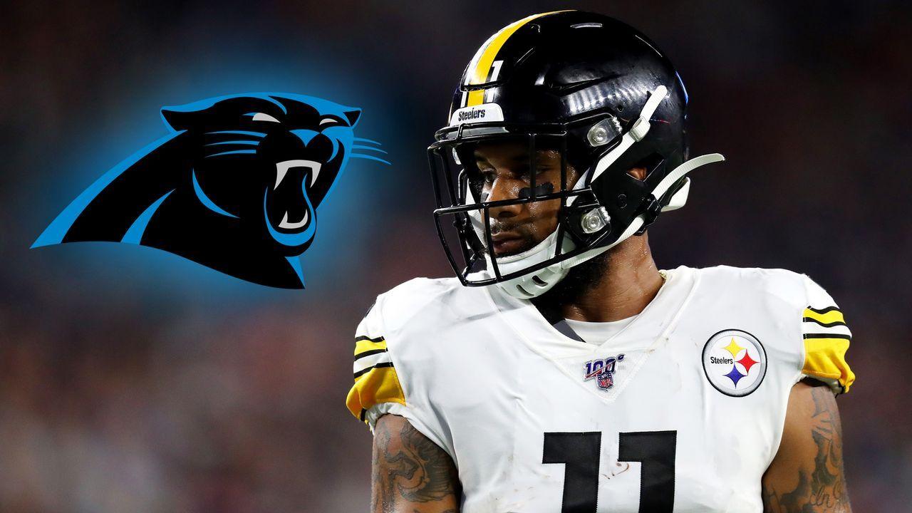 Donte Moncrief (Carolina Panthers) - Bildquelle: Getty Images
