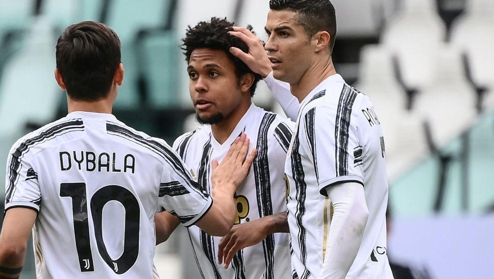 Das Team von Ronaldo prüft eine Kapitalaufstockung - Bildquelle: AFPSIDMARCO BERTORELLO
