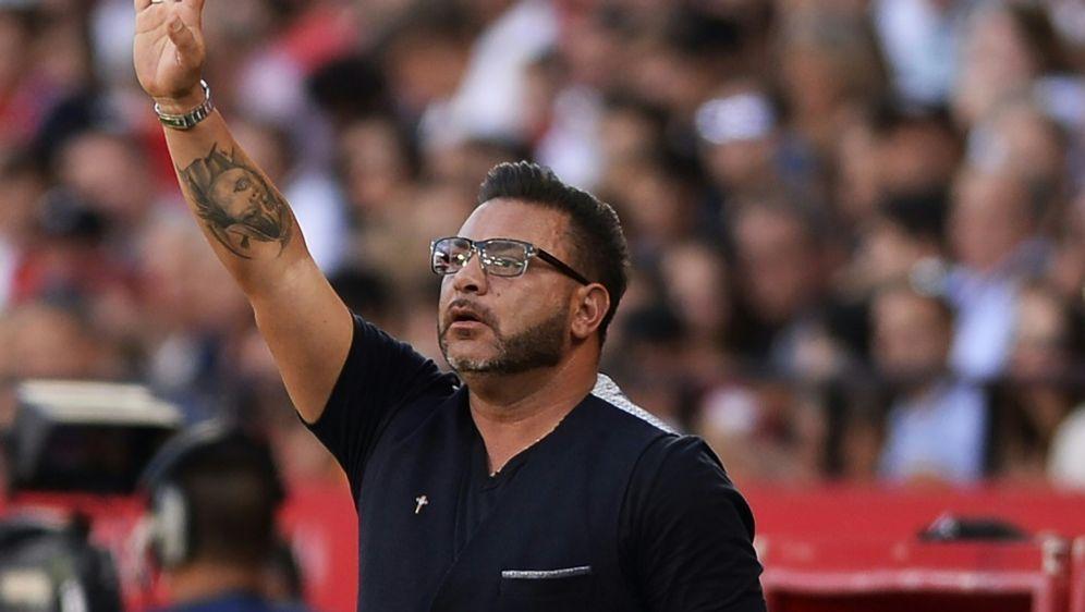 Antonio Mohamed wurde von Celta Vigo freigestellt - Bildquelle: AFPSIDCRISTINA QUICLER