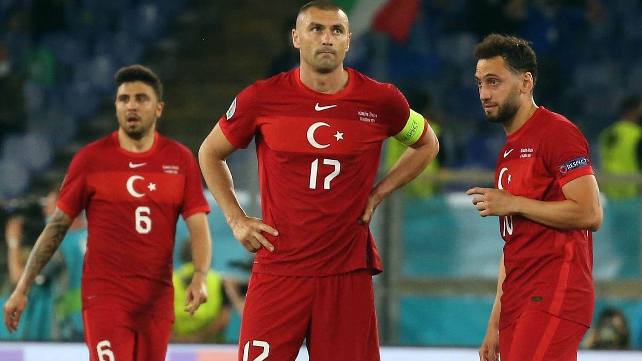 Verlierer: Die türkische Euphorie - Bildquelle: Imago