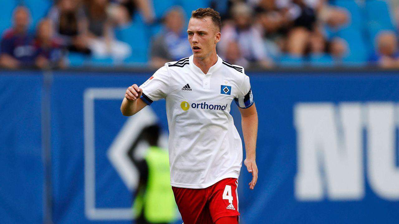 Hamburger SV - Bildquelle: imago images/Michael Schwarz
