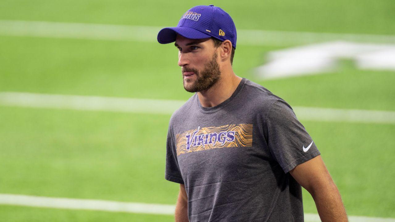 13. Platz: Kirk Cousins (Quarterback, Minnesota Vikings) - Bildquelle: Getty Images