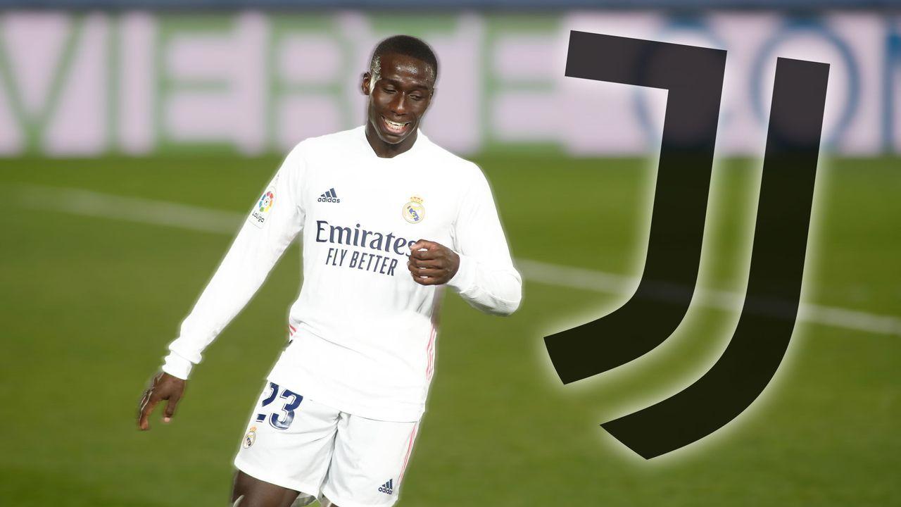 Ferland Mendy (Real Madrid) - Bildquelle: Imago Images