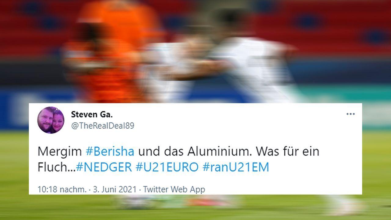 Alu-Mergim Berisha  - Bildquelle: twitter@TheRealDeaI89