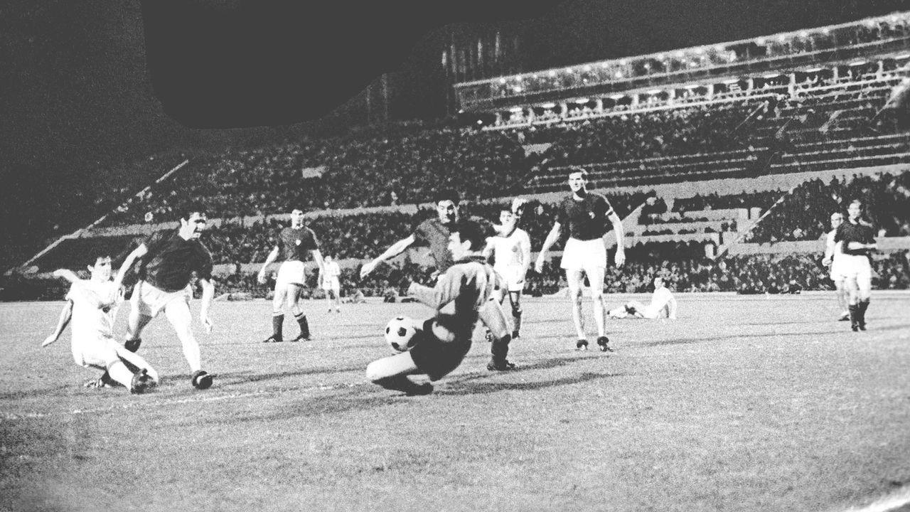 EM 1968: Italien - Sowjetunion 0:0 n.V. - Bildquelle: Imago Images