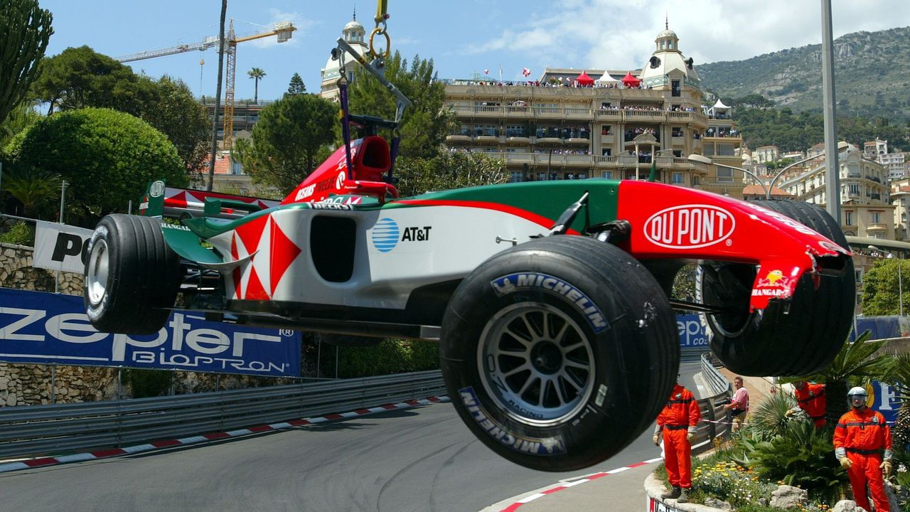 2004: Als der Diamant verschwand - Bildquelle: imago images/Motorsport Images
