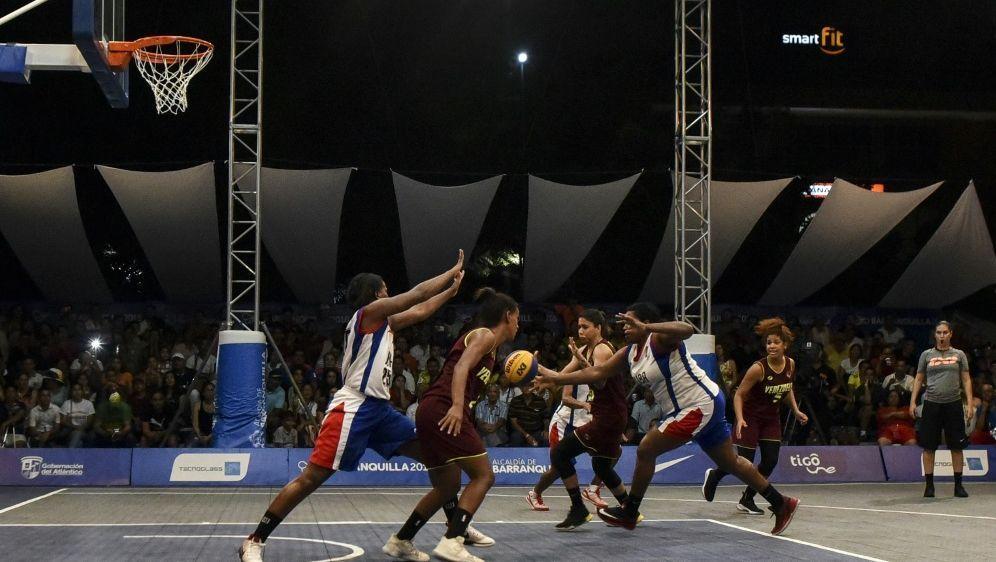 Die Qualifikationsturniere werden im März ausgetragen - Bildquelle: AFPSIDLUIS ROBAYO
