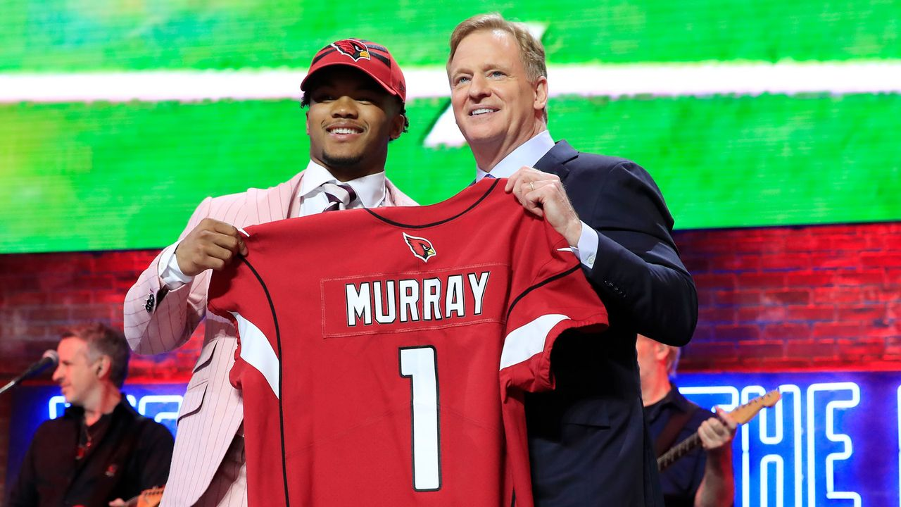 Draft 2019: Diese Spieler wurden ausgewählt - Bildquelle: Getty