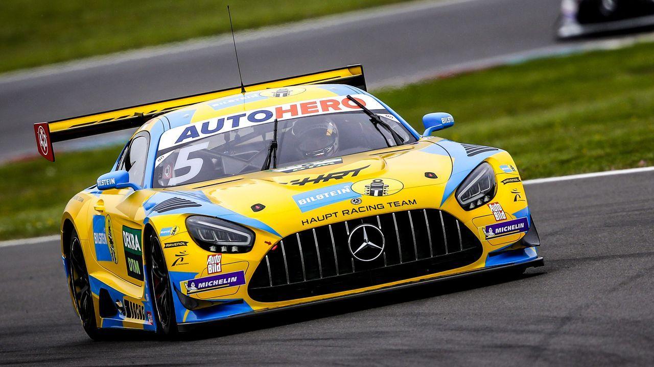 Mercedes-AMG Team HRT (Vincent Abril) - Bildquelle: Gruppe C GmbH