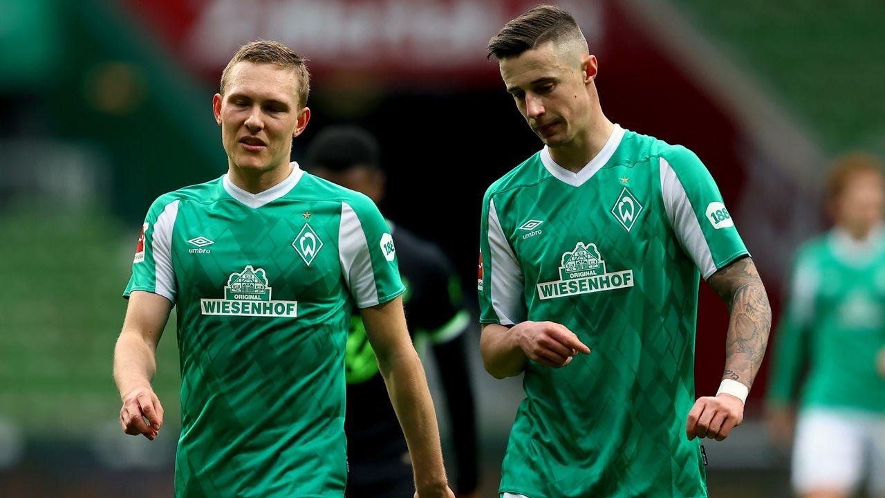 SV Werder Bremen - Bildquelle: 2021 Getty Images