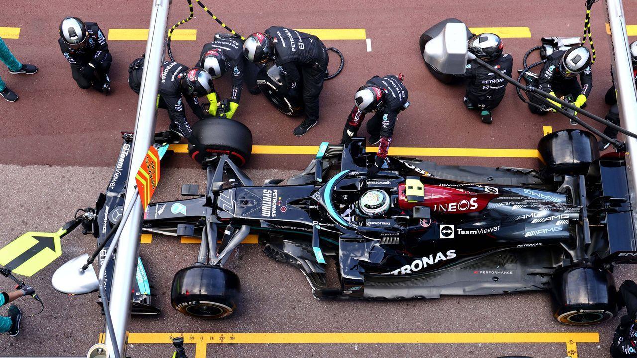 Verlierer: Mercedes - Bildquelle: imago images/Motorsport Images