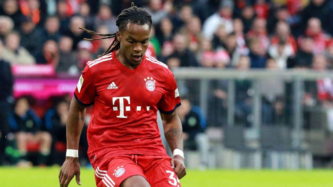 Renato Sanches (FC Bayern) - Bildquelle: imago