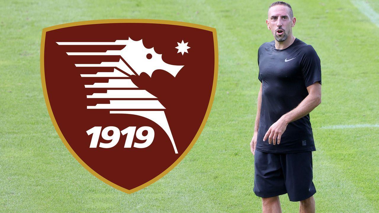"Franck Ribery zu Salernitana ist vergleichbar mit ""Maradona zu Neapel"" - Bildquelle: imago images/Philippe Ruiz"