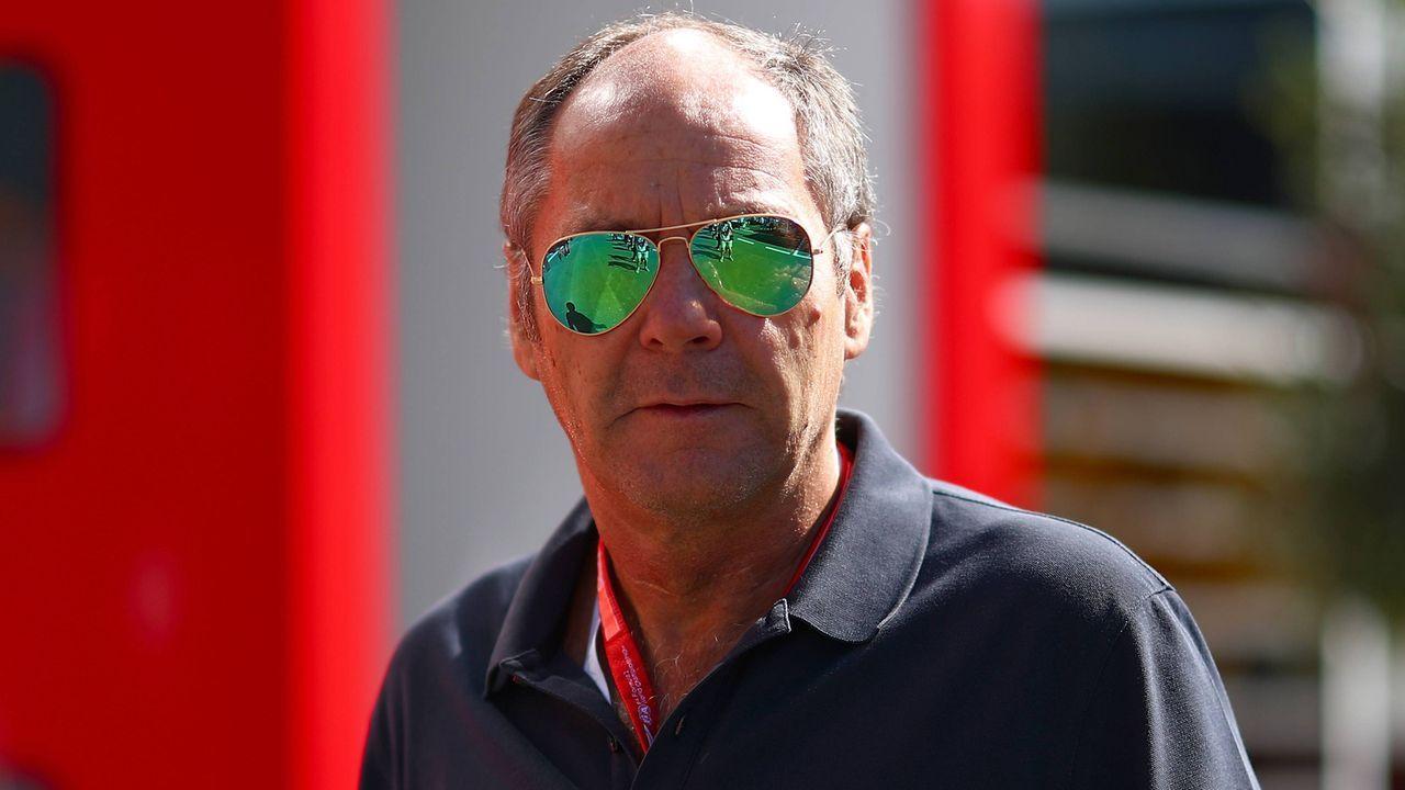 Gerhard Berger (ITR-Vorsitzender) - Bildquelle: imago images / Insidefoto