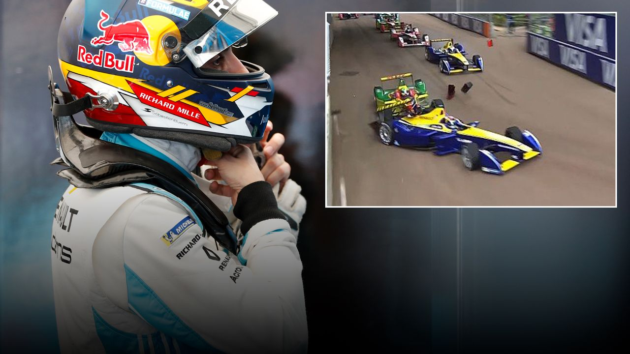 Die größten Schock-Momente der Formel-E-Geschichte - Bildquelle: Getty
