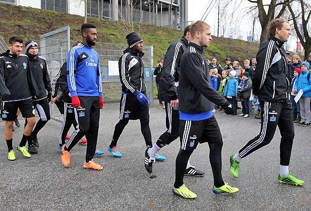 Der HSV ist wieder da - Bildquelle: imago