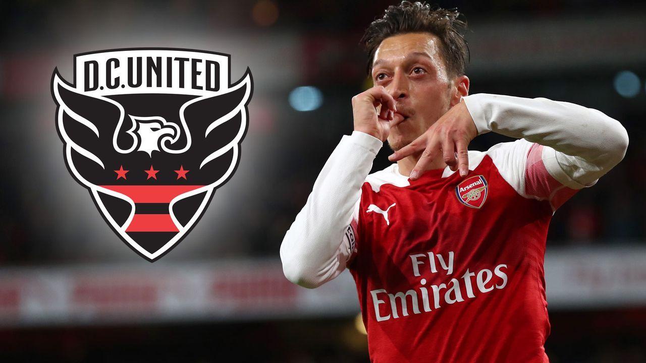 Mesut Özil (FC Arsenal) - Bildquelle: Getty Images