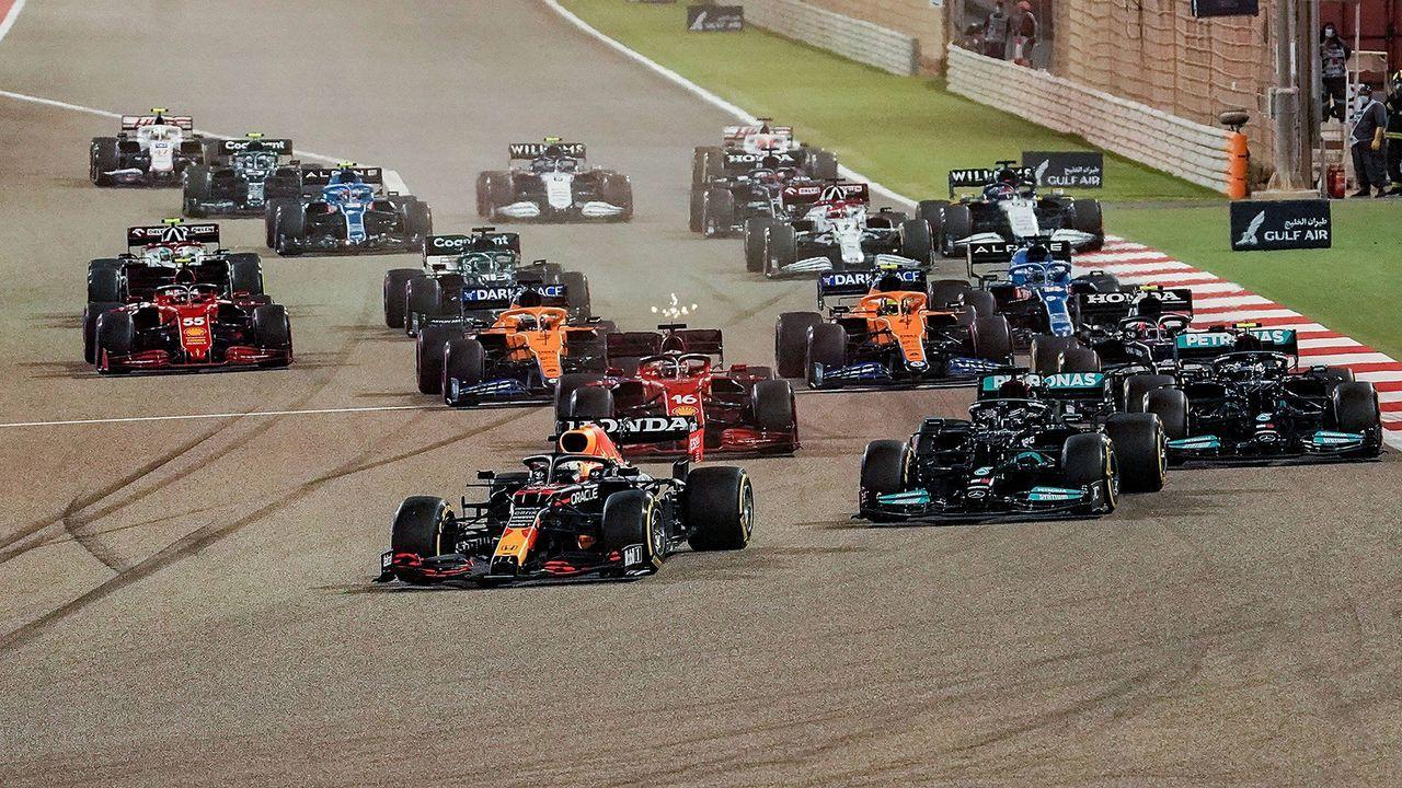 Ferrari, McLaren, AlphaTauri: Wer macht sich als dritte Kraft breit? - Bildquelle: Imago Images