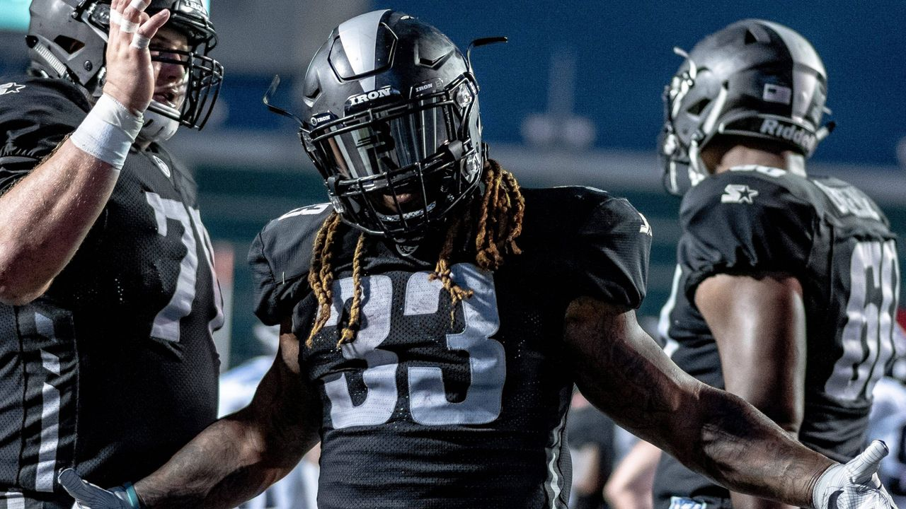 Trent Richardson (Running Back, Birmingham Iron) - Bildquelle: imago/ZUMA Press