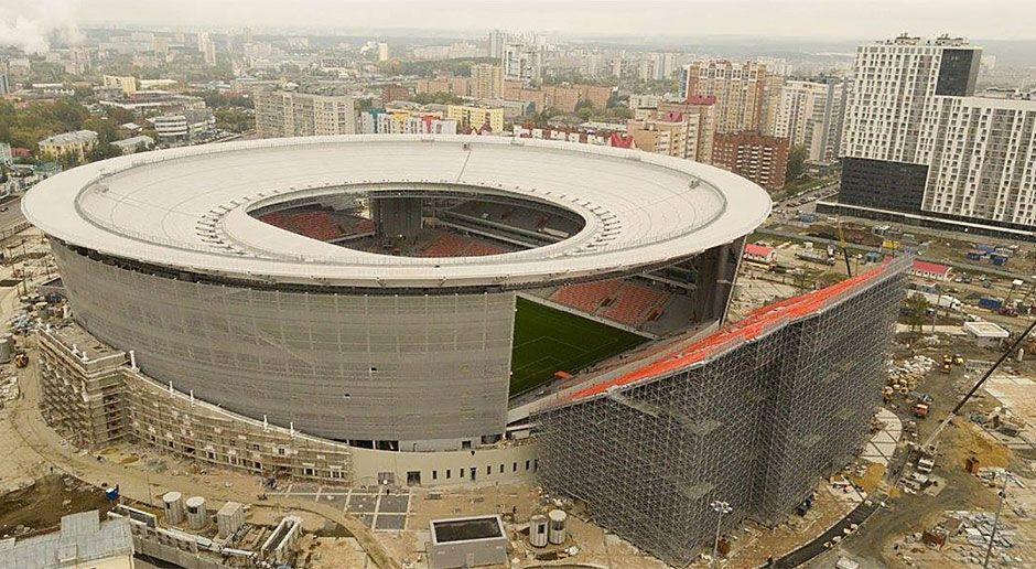 Zentralstadion (Jekaterinburg)