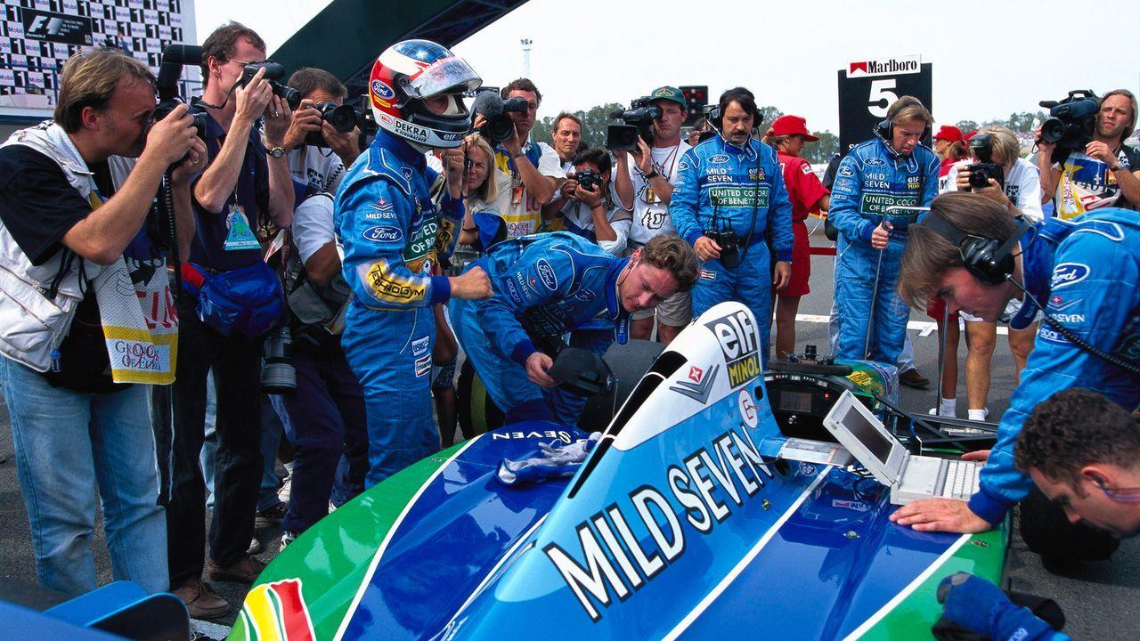14. Saisonlauf: Europa-GP in Jerez - Bildquelle: imago images / Motorsport Images