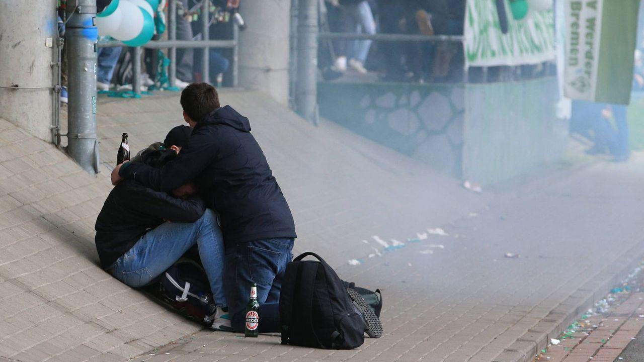 Bremen: So sieht Trauer aus - Bildquelle: Imago Images