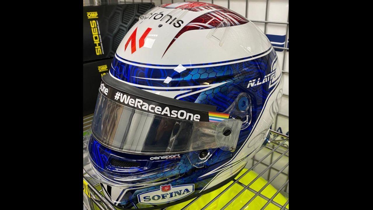 Nicholas Latifi (Williams) - Bildquelle: Williams F1