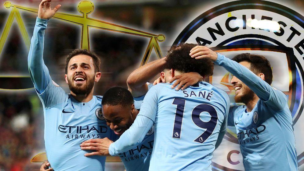 """Quo vadis, Manchester City? Den """"Skyblues"""" droht der Abgang vieler Stars. - Bildquelle: getty"""