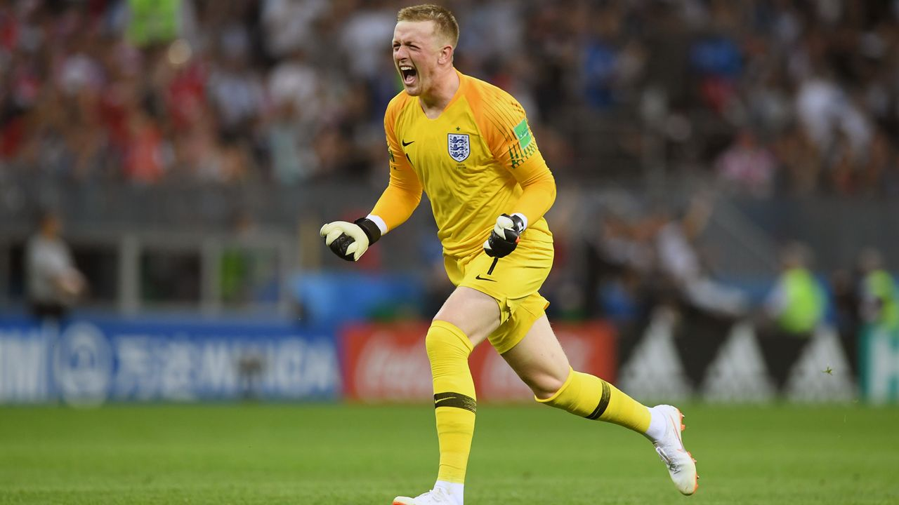 Jordan Pickford (England) - Bildquelle: Getty Images