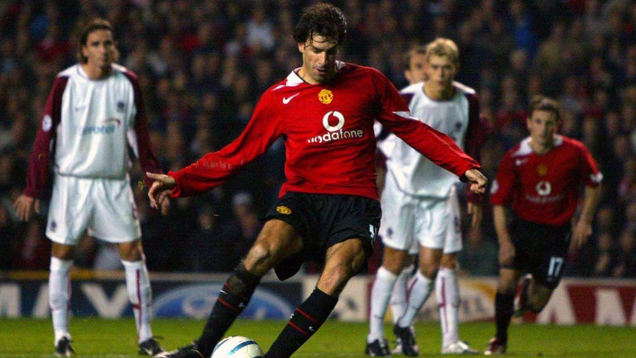Ruud van Nistelrooy (Manchester United) - Bildquelle: Imago
