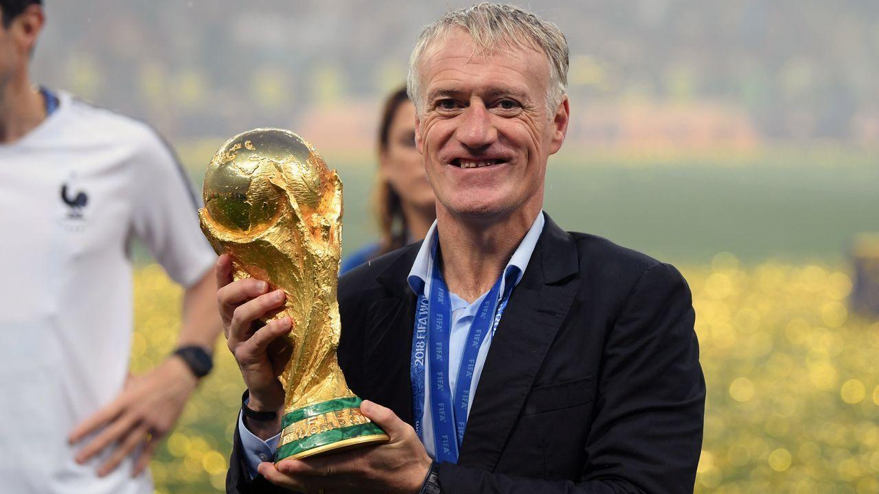 Trainer-Kandidat Didier Deschamps - Bildquelle: 2018 Getty Images