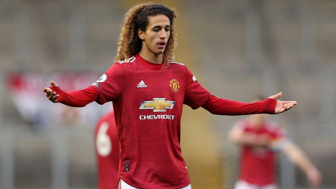 Manchester United (England) - Bildquelle: Getty Images