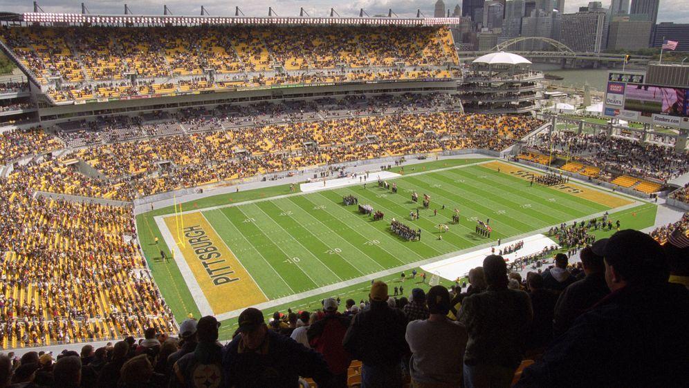 Das Heinz Field in Pittsburg - Bildquelle: Getty Images