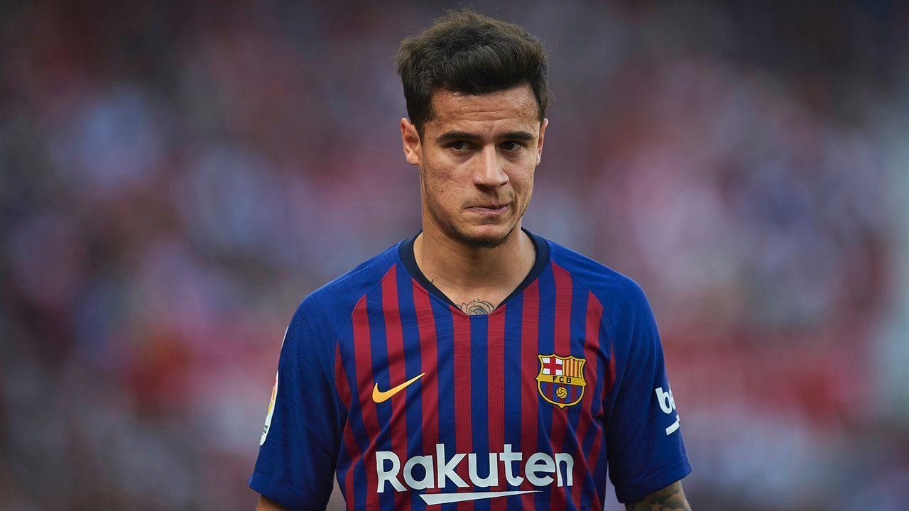 Philippe Coutinho (FC Barcelona) - Bildquelle: 2019 Getty Images