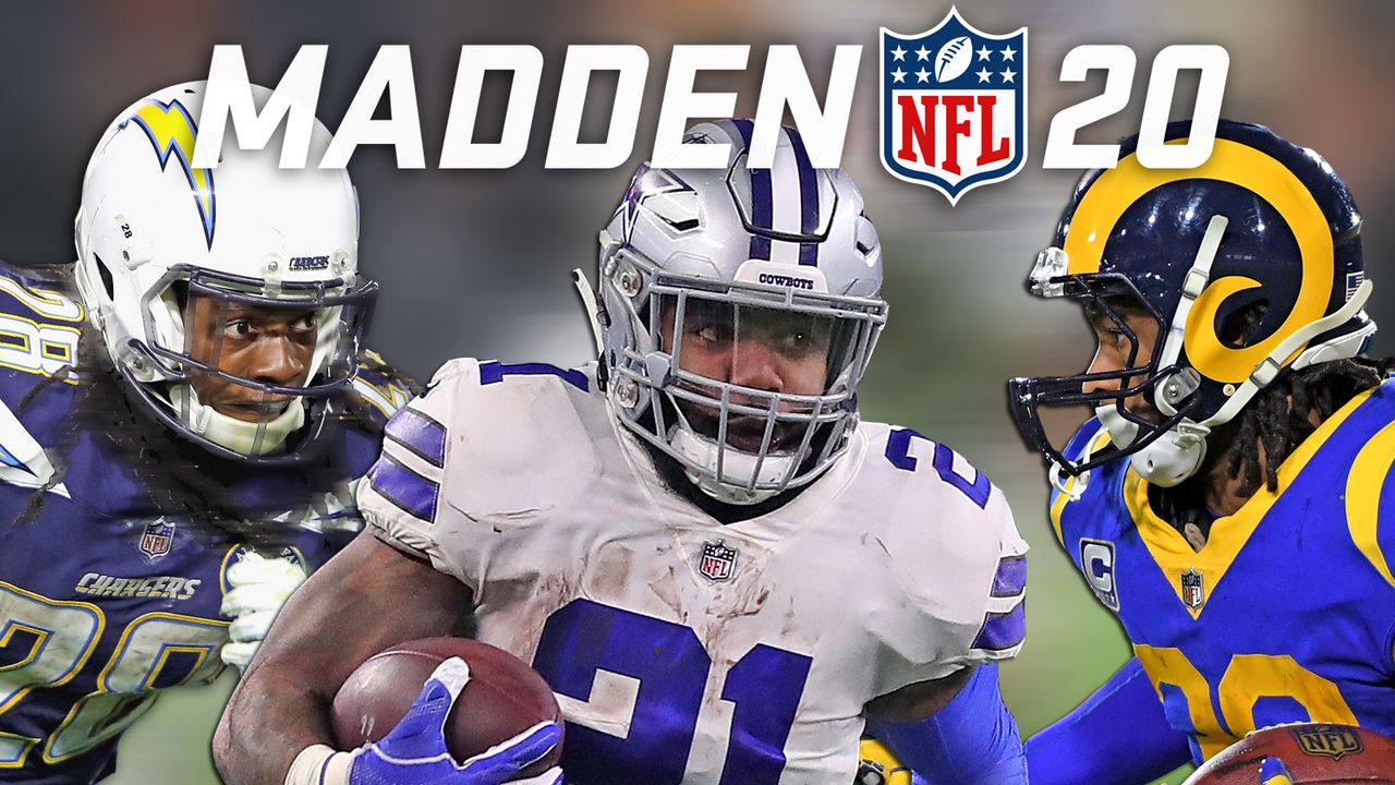 MADDEN 20: Die zehn besten Running Backs - Bildquelle: 2019 Getty Images