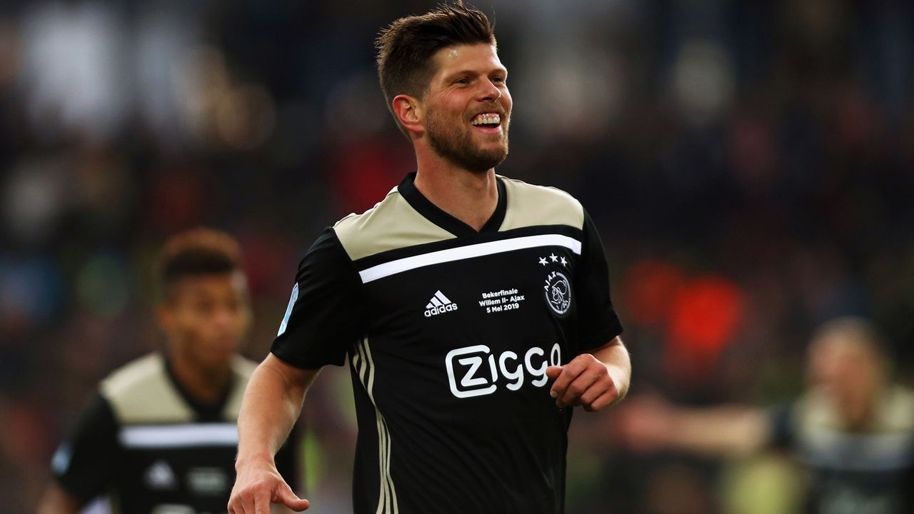 Ajax Amsterdam (Eredivisie/Niederlande) - Bildquelle: 2019 Getty Images
