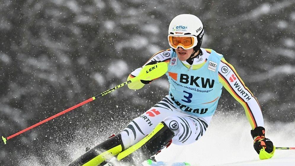 Slalom in Flachau: Straßer scheidet im ersten Lauf aus - Bildquelle: AFPSIDJOE KLAMAR
